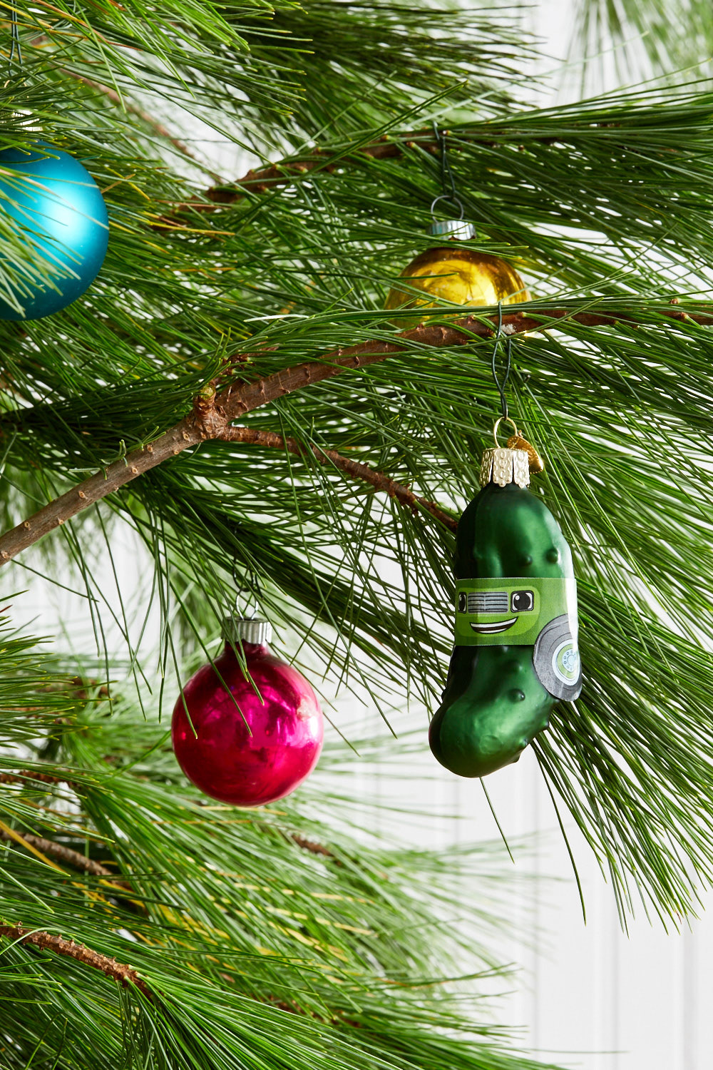Blaze Pickle Ornament