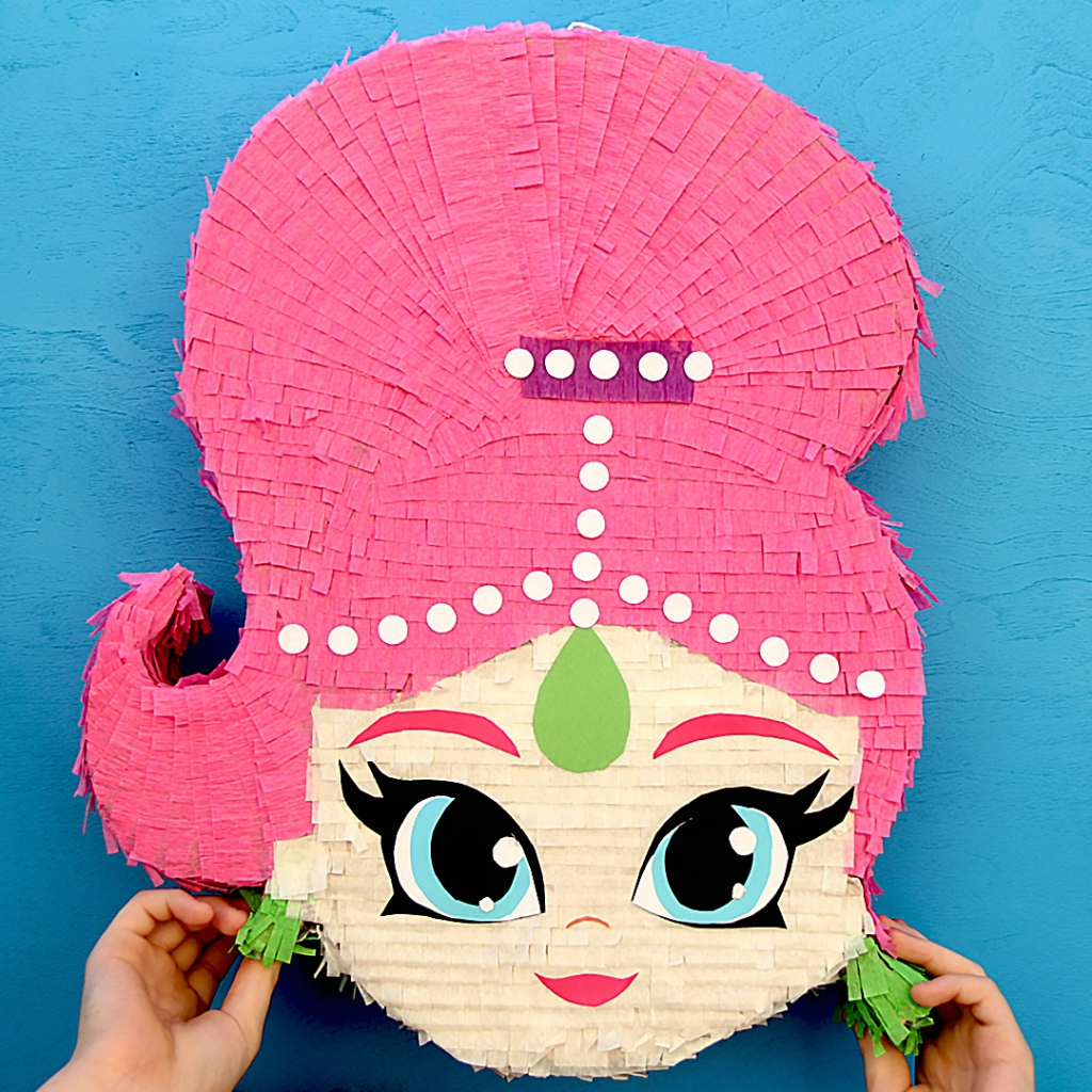 Shimmer and Shine Birthday Pinata