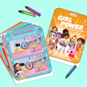 Girl Power Activity Pack