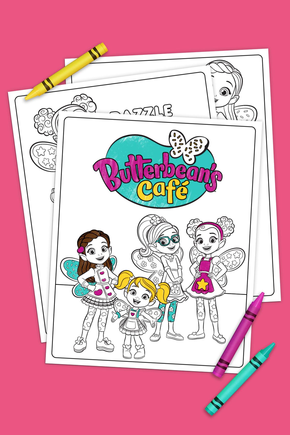 Meet Butterbean's Cafe!   Nickelodeon Parents