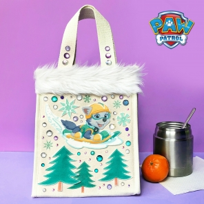 Everest Winter Lunch Bag Craft