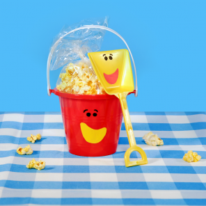 Shovel & Pail DIY Treat Buckets