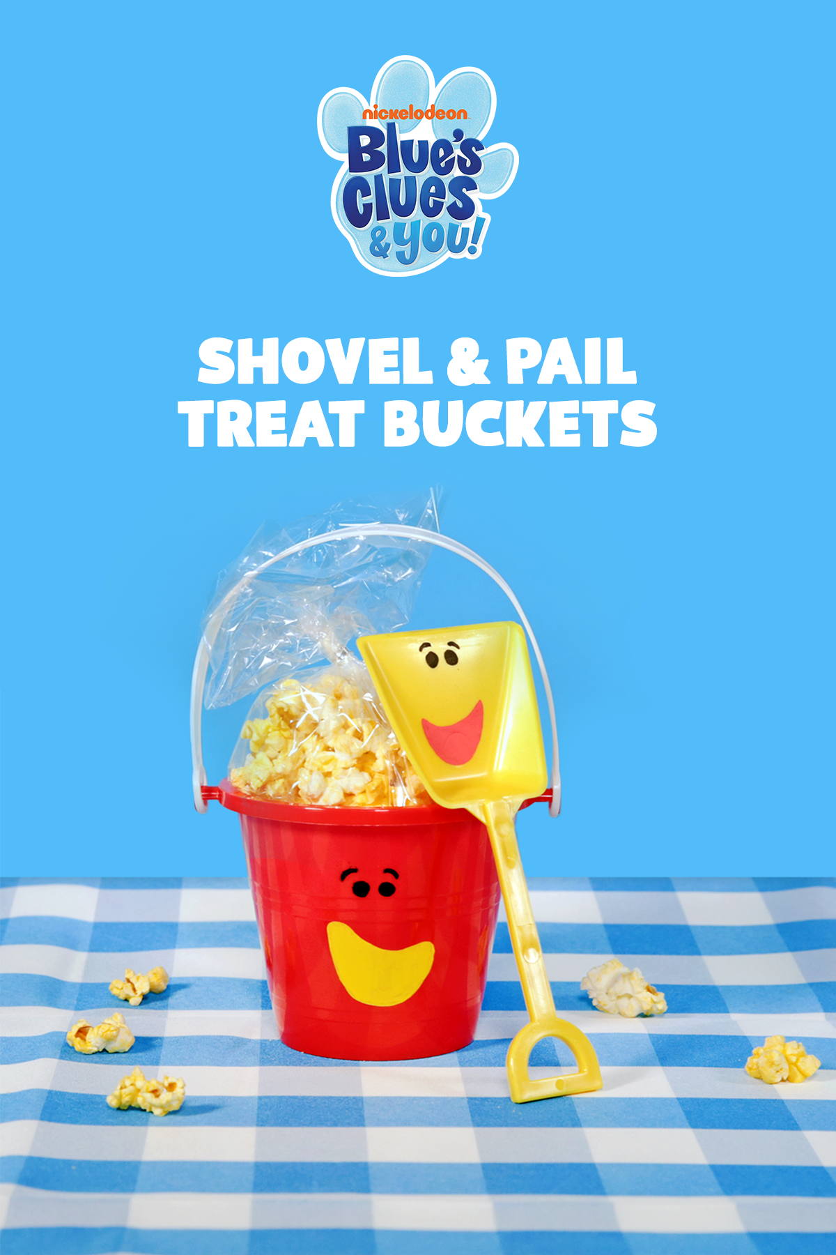 shovel and pail