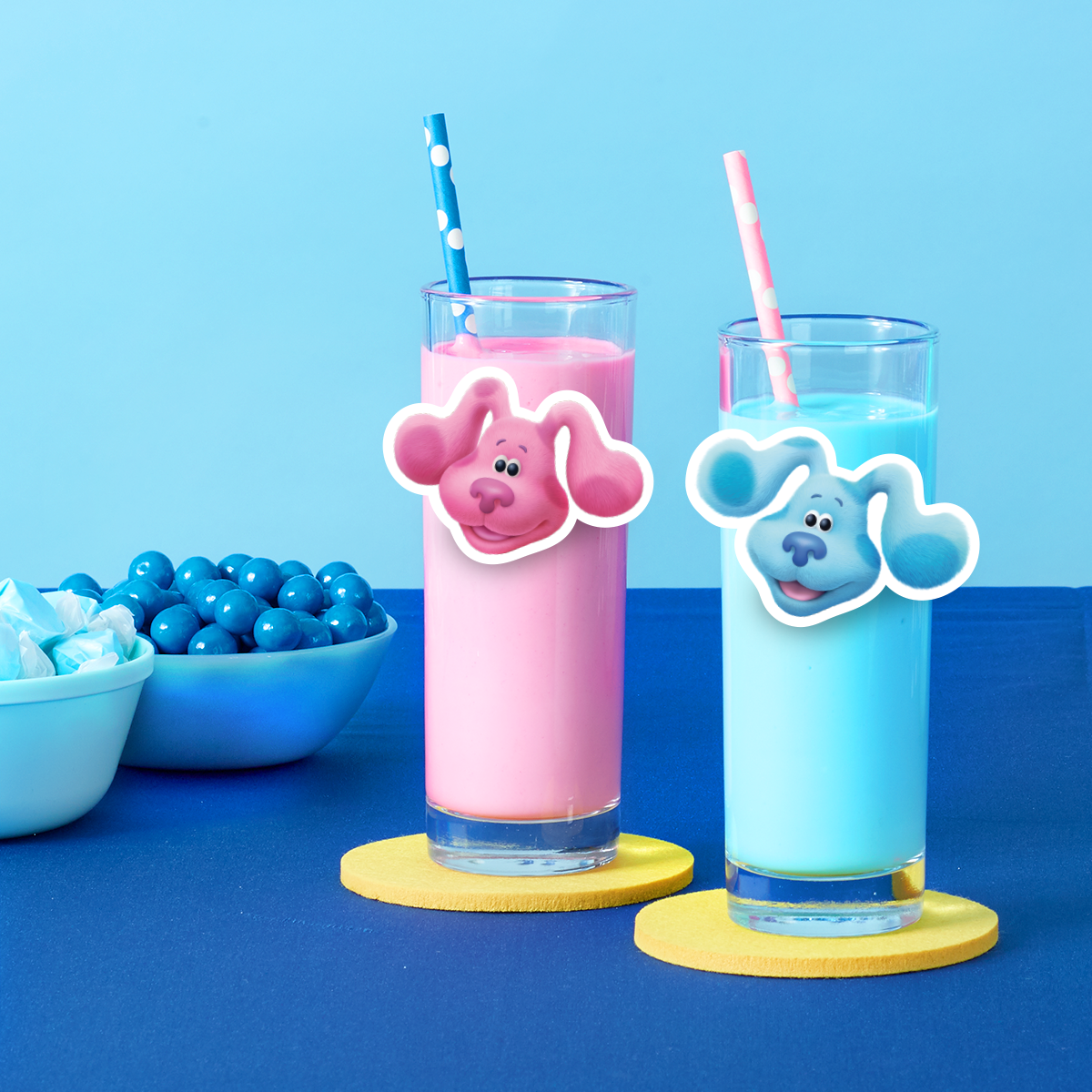 Blue's Clues & You! Smoothie