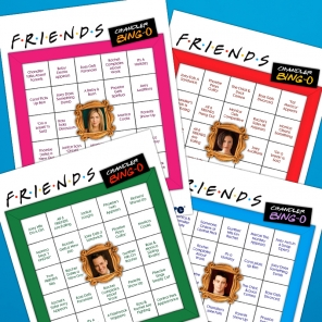 Friends Chandler Bing-O