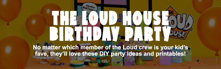 The Loud House Party