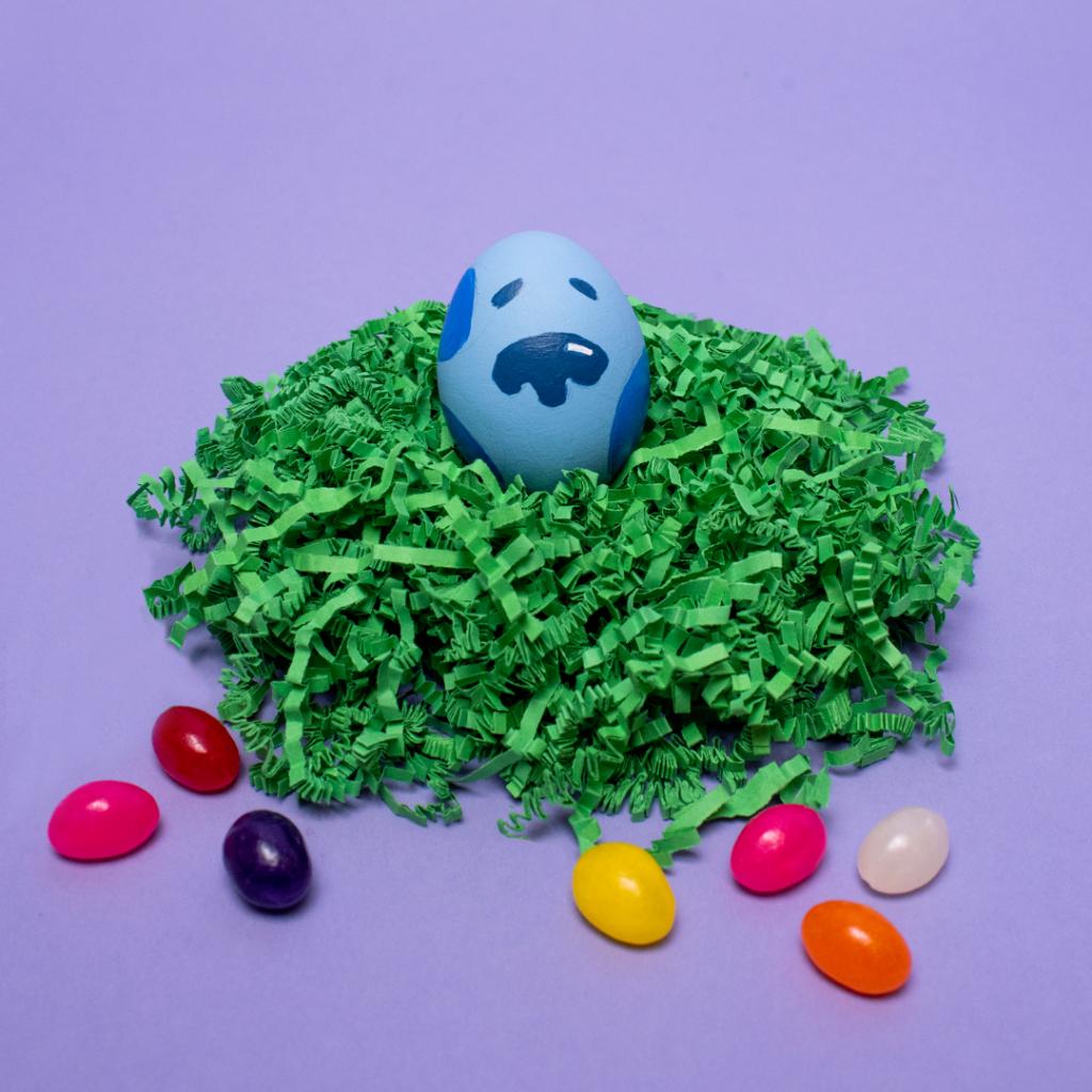 Blue's Clues easter egg