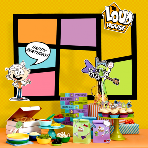 Throw a Loud House Birthday Bash