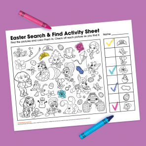 Easter Search & Find