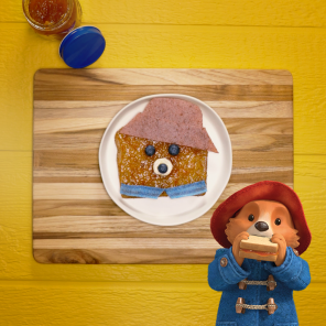 Toast for Tea Time With Paddington