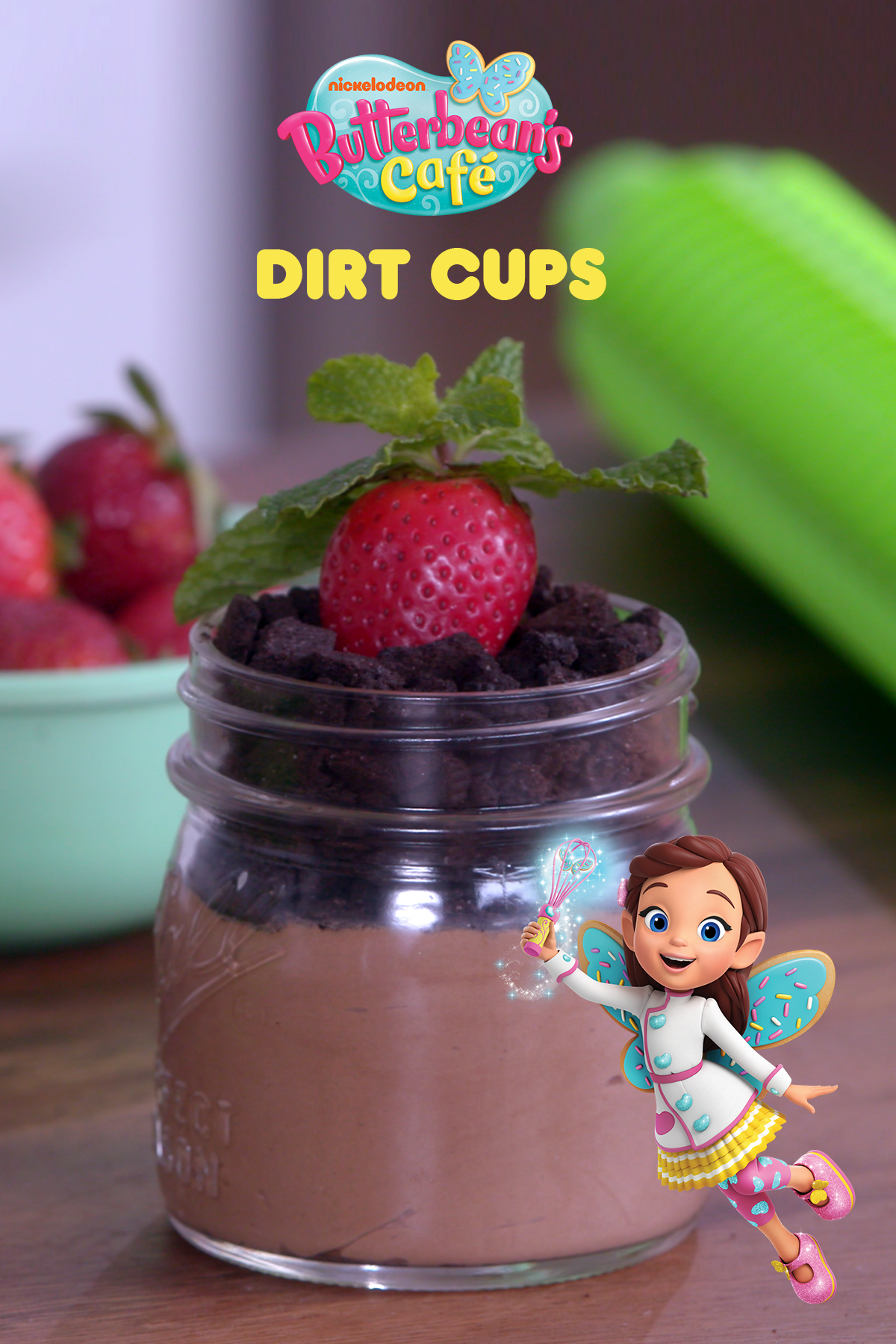 Butterbean's Cafe Dirt Cup Recipe