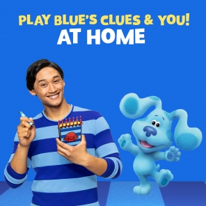 Play Blue's Clues at Home!
