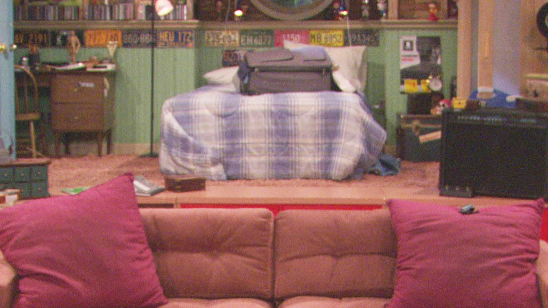 Drake and Josh Zoom Background