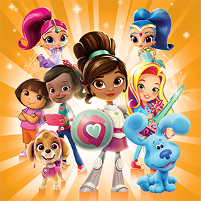 Top Nick Jr. Girl Power Activities