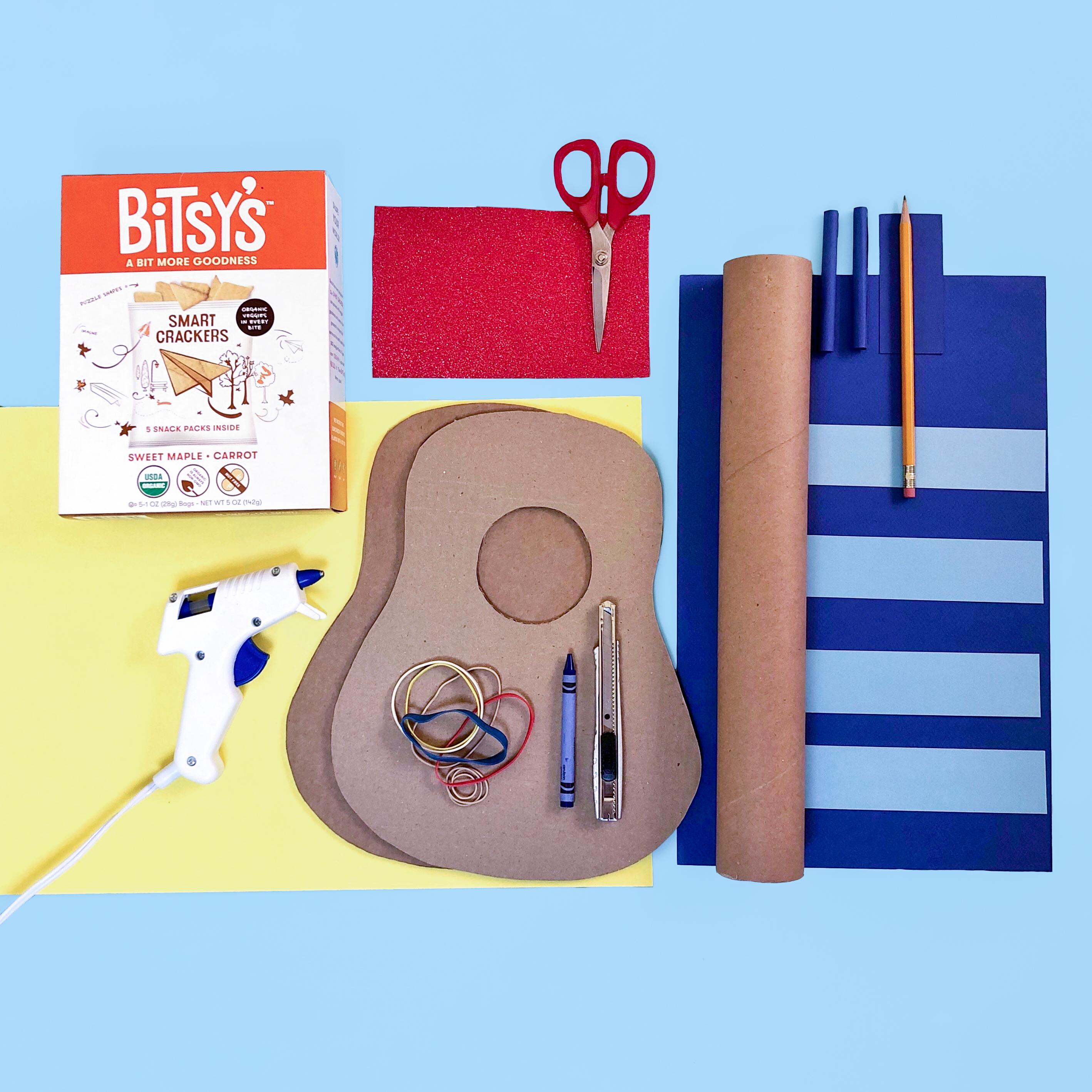 Make Your Own Handy Dandy Guitar Materials