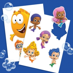 Bubble Guppies Puppet Playtime
