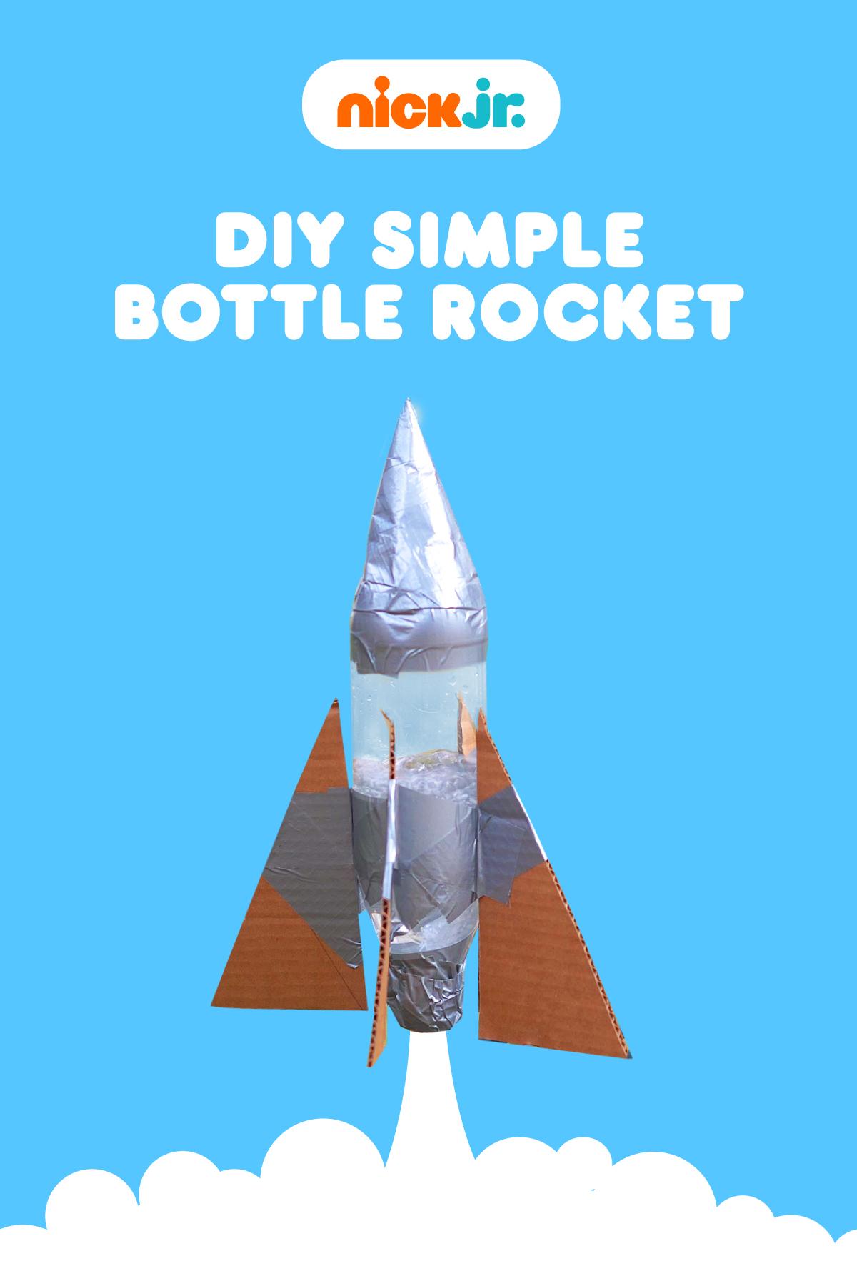 DIY Rocket Craft