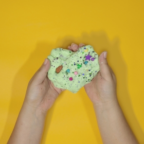 Mood Slime: DIY Crazy Slime!
