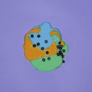 Mood Slime: DIY Shy Slime!