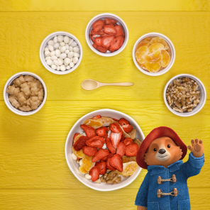 DIY Paddington Snack Mix