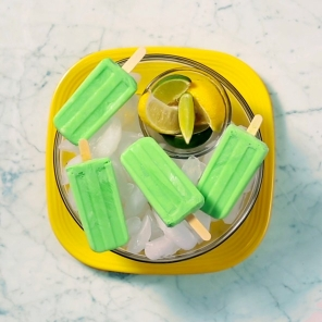 DIY Slime-Sicles Recipe