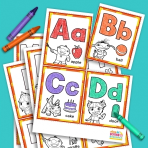 Preschool Literacy Activities