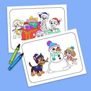 Prepare for the Holidays with the PAW Patrol Pups!