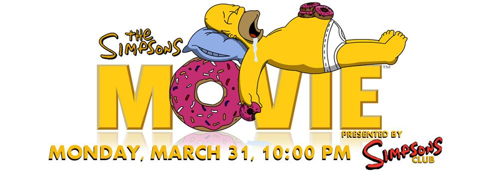 Slider - Simpsons Movie