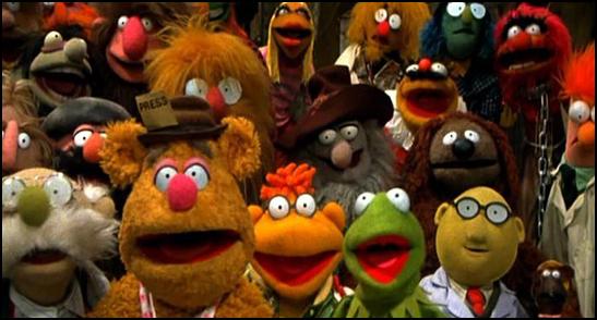 muppet caper