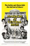 MassacreAtCentralHigh - poster