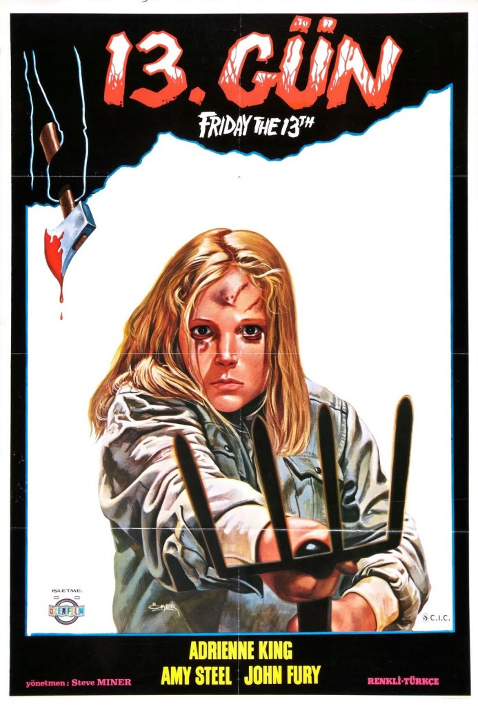 Friday 13th Part 2 Import