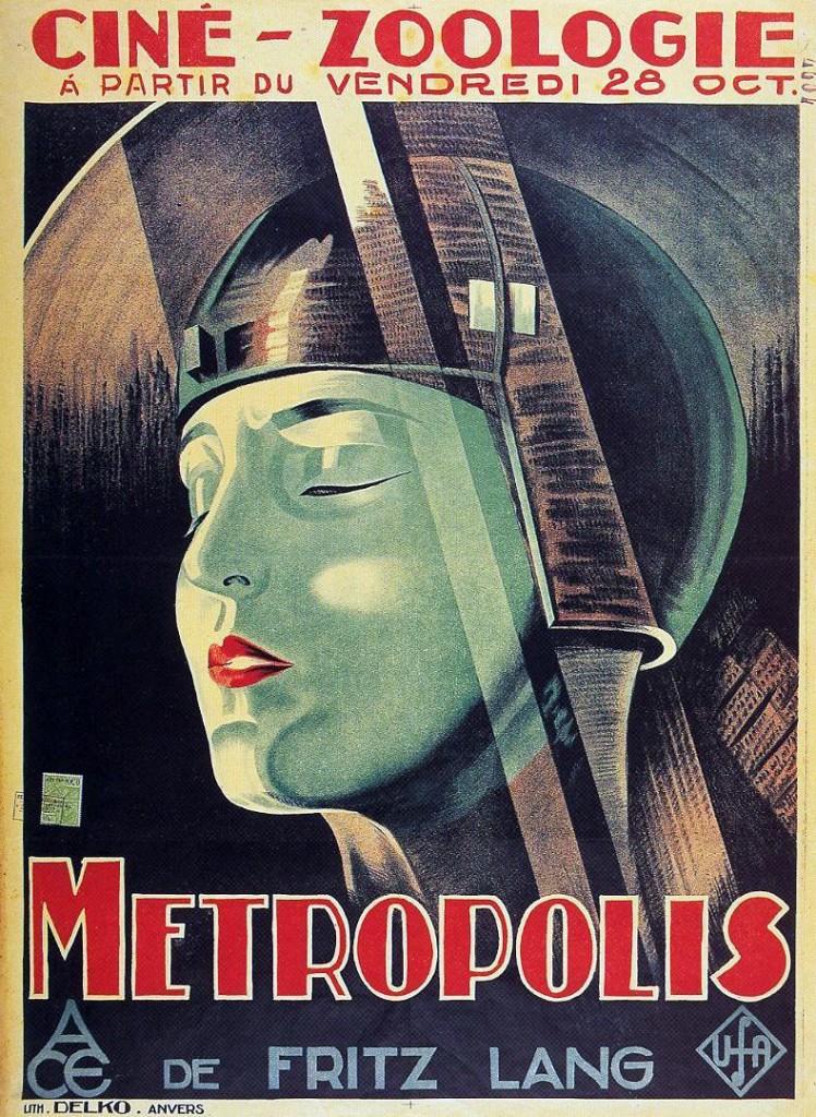 Metropolis (1927) France
