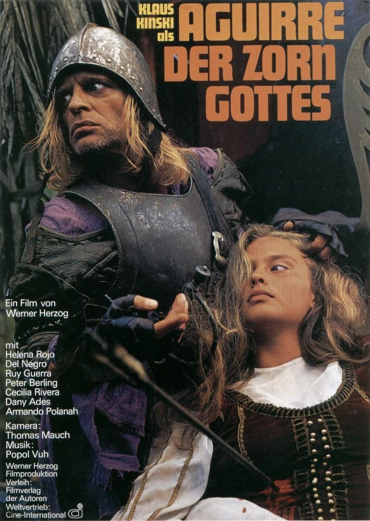 aguirre-wrath-of-god-german POSTER