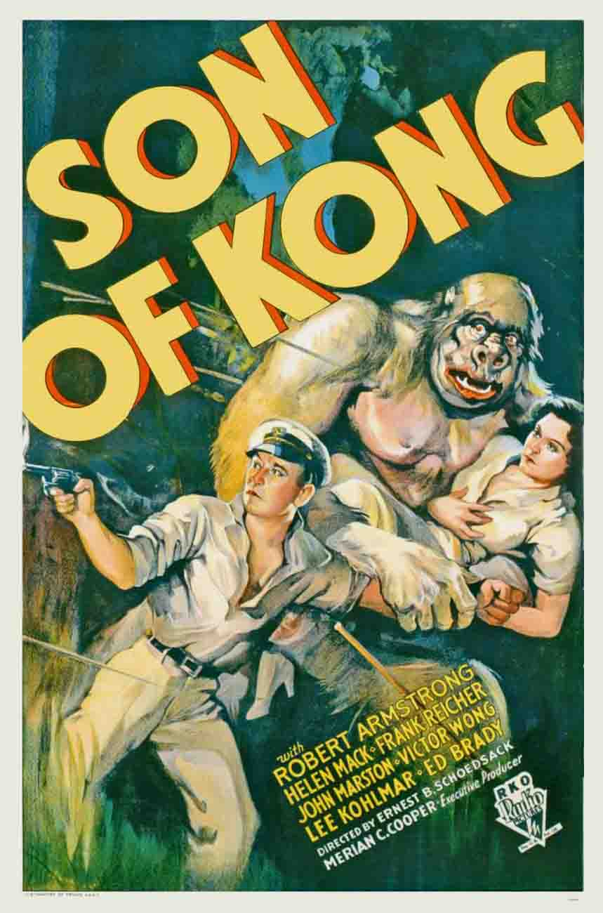 Son of Kong (1933)
