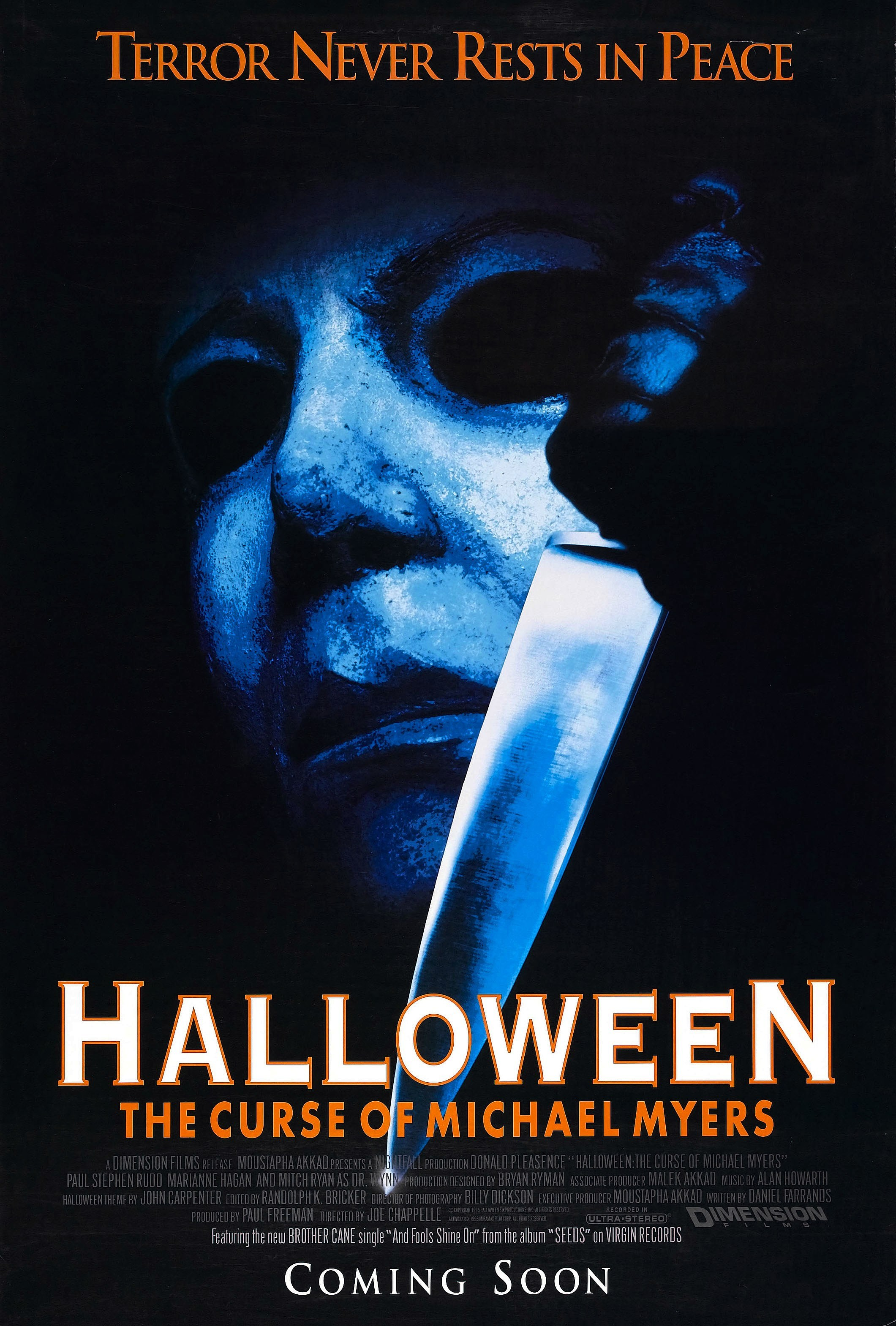 Halloween Movie Poster Halloween Poster