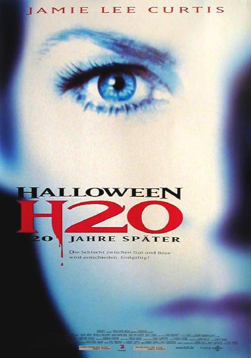 halloween_h20_Plakat