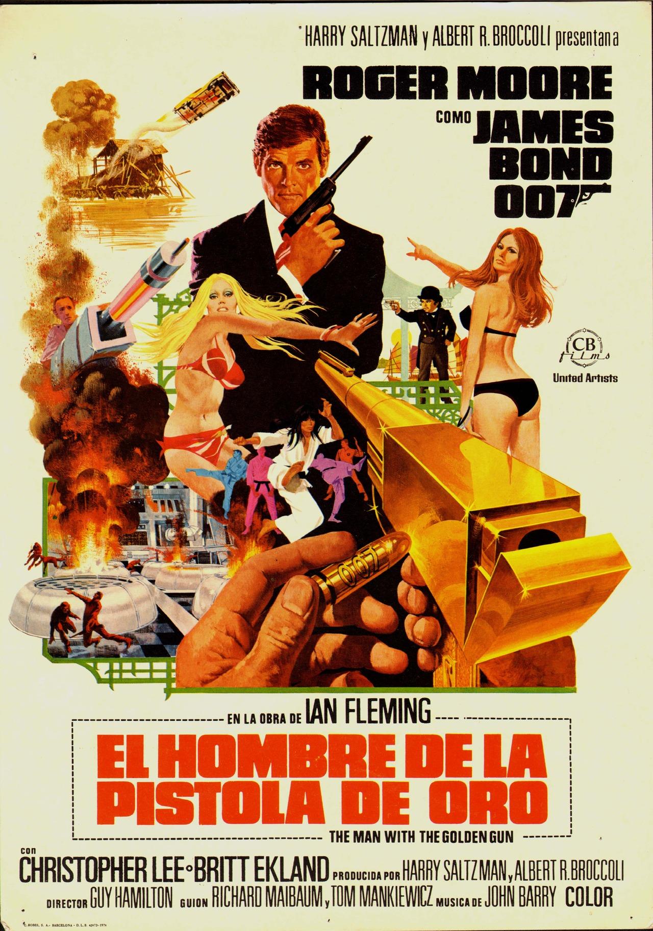 09 golden gun spanish