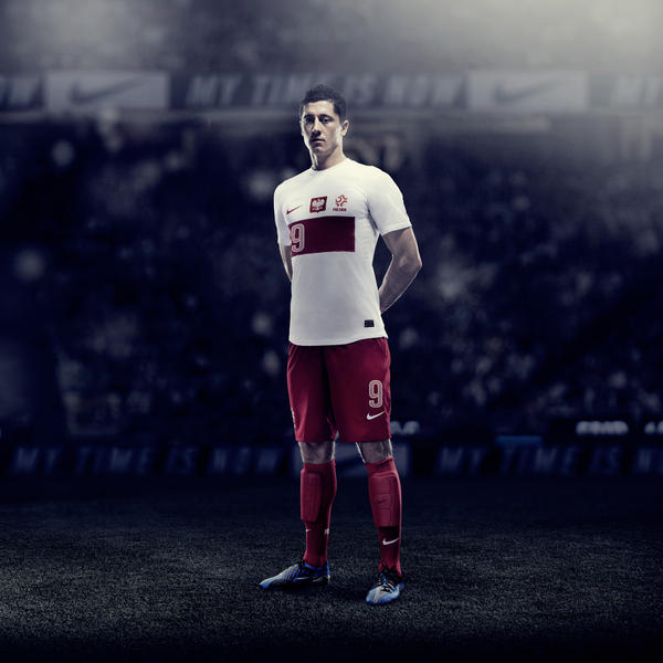Poland 2012 National Team Home Kit