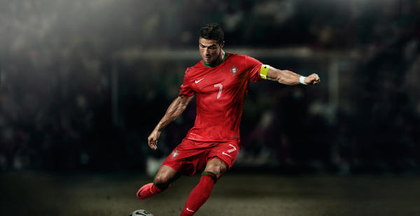 Portugal 2012 National Team Home Kit