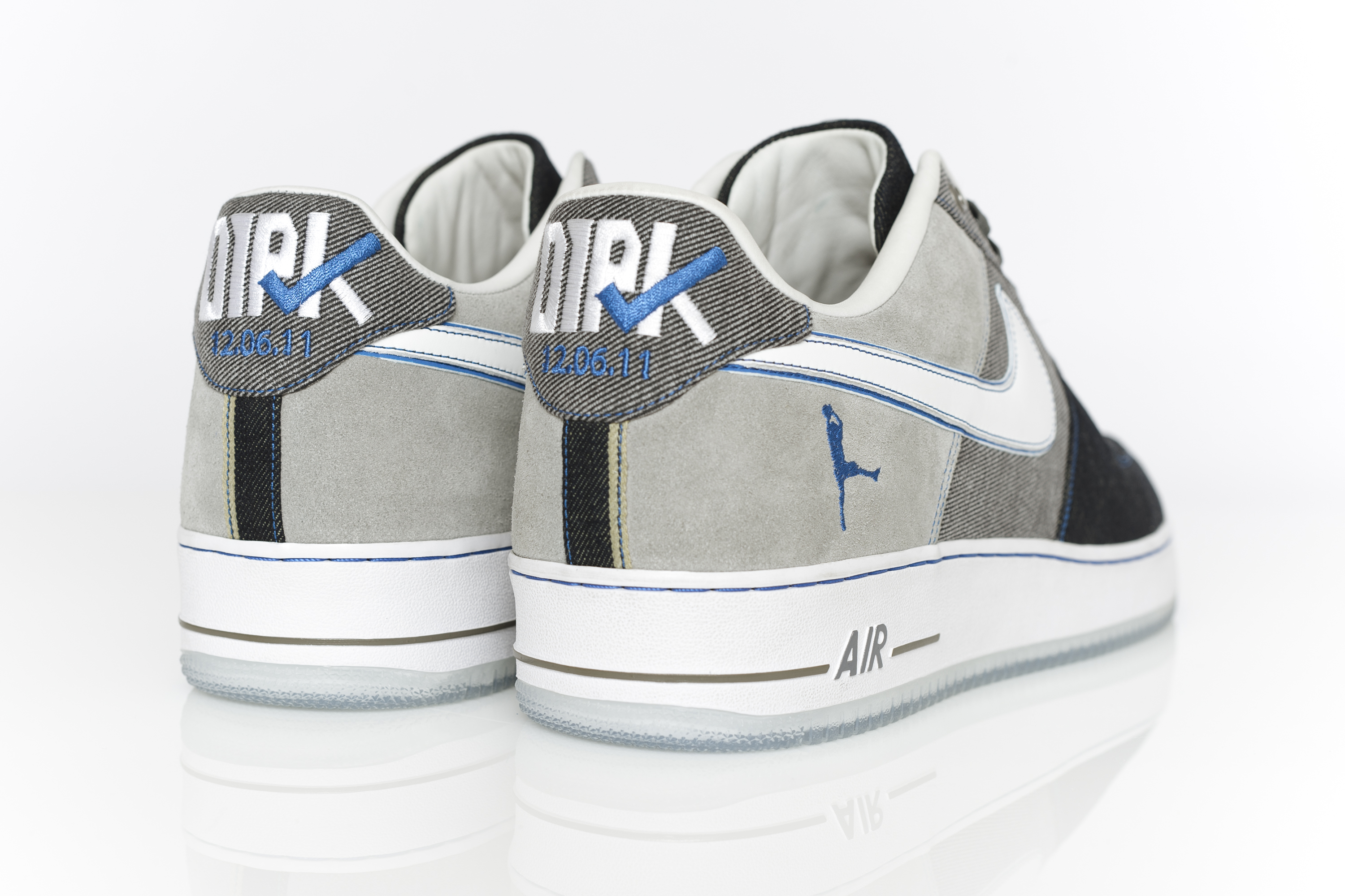 Nike Designs Bespoke Air Force 1 For Dirk Nowitzki Nike News