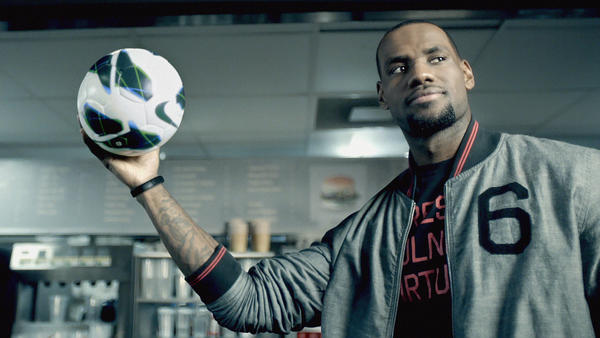 Nike My Time Is Now campaign Features Recycled Football Kits Film