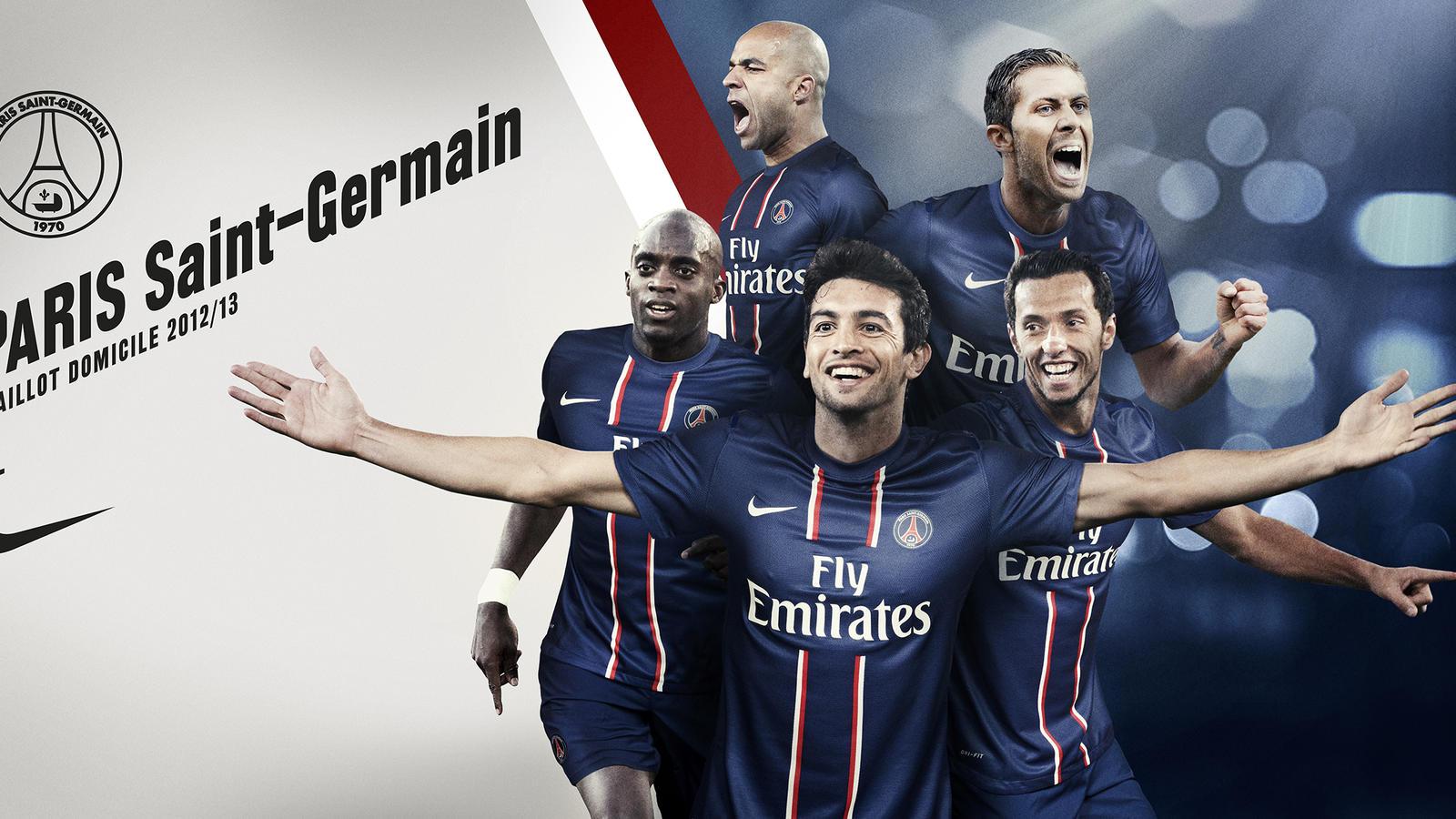 Nike Paris Saint Germain Ensemble Domicile 2016 17 Junior