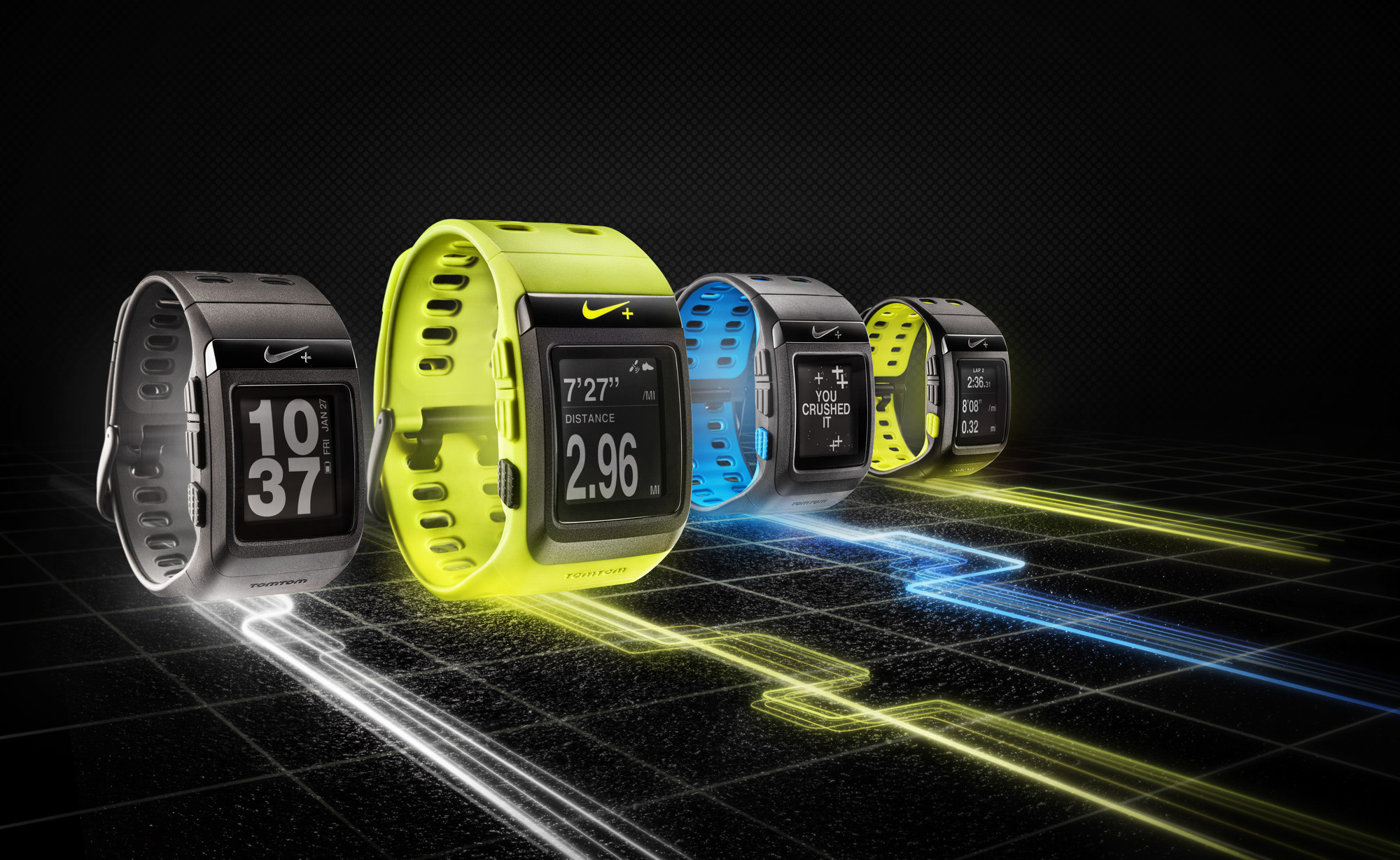 new collection of nike sportwatch gps powered by tomtom nike news. Black Bedroom Furniture Sets. Home Design Ideas