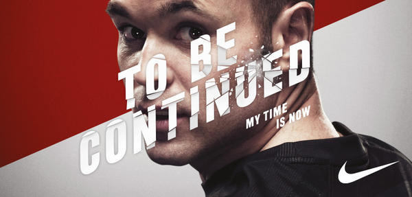 Nike Celebrates Andres Iniesta's Memorable Finals Performance