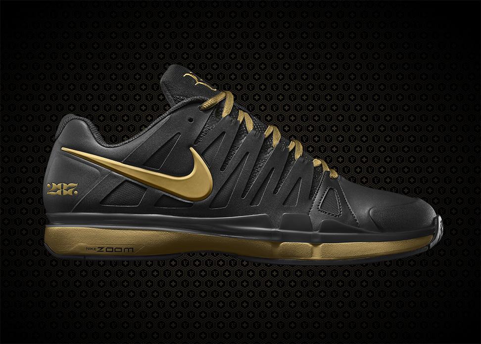 54f7e0fdec9a7 Nike Zoom Vapor 9 Tour SL Anthracite Black Cyber White 511237-010 (1)