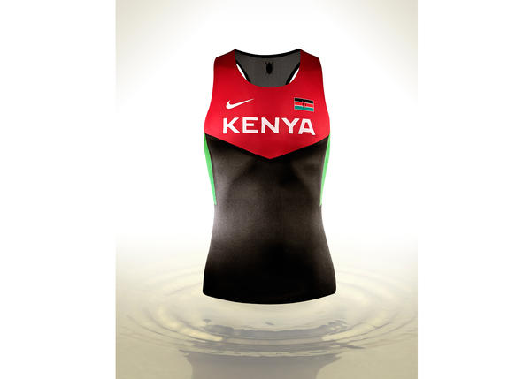 Kenyan Marathon Champion to Wear  Nike Uniform of Innovative Sustainable Materials