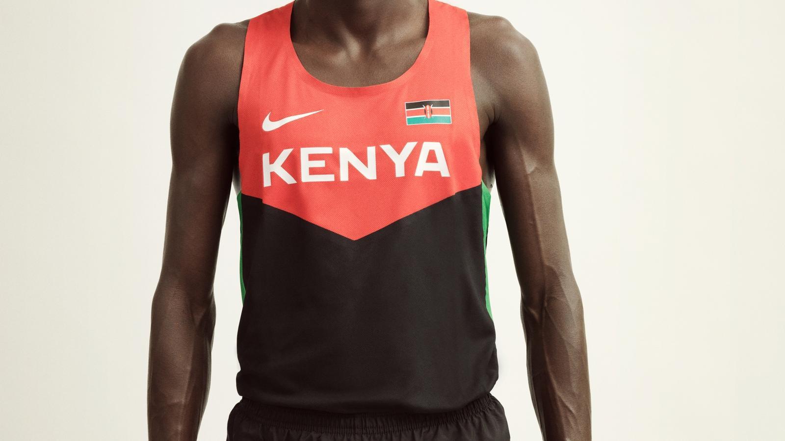 Nike News - Kenyan Marathon Champion to Wear Nike Uniform of Innovative Sustainable Materials