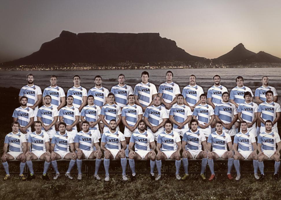 Les Pumas dévoilent leurs nouveaux maillots pour le Rugby Championship