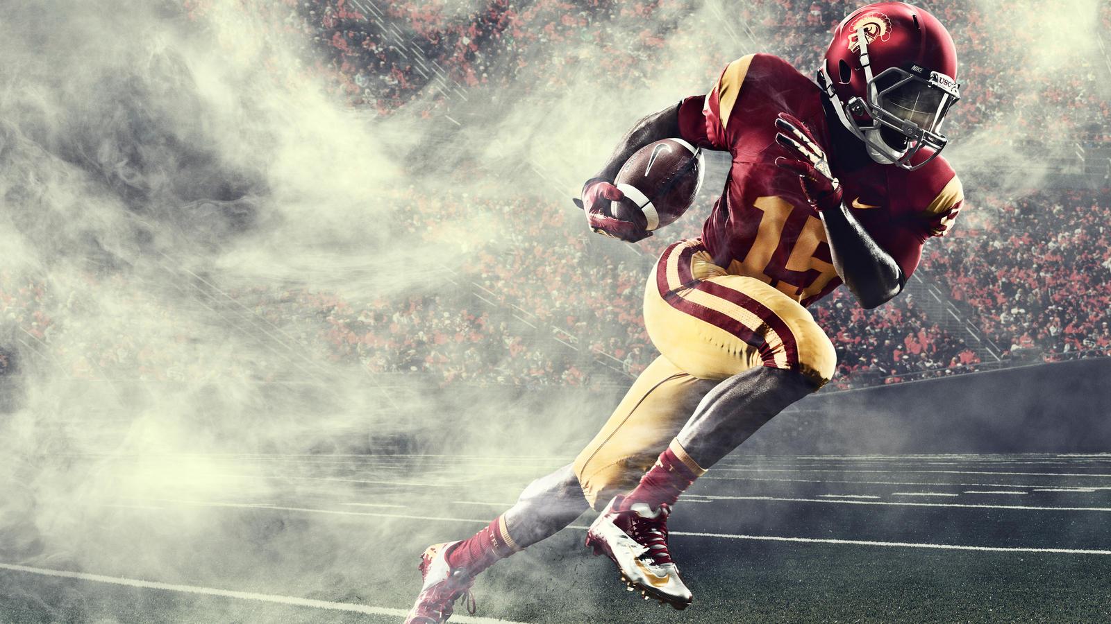 Florida State University Football >> Nike News - Seminoles, Trojans kick off college football season in new Nike cleats and gloves