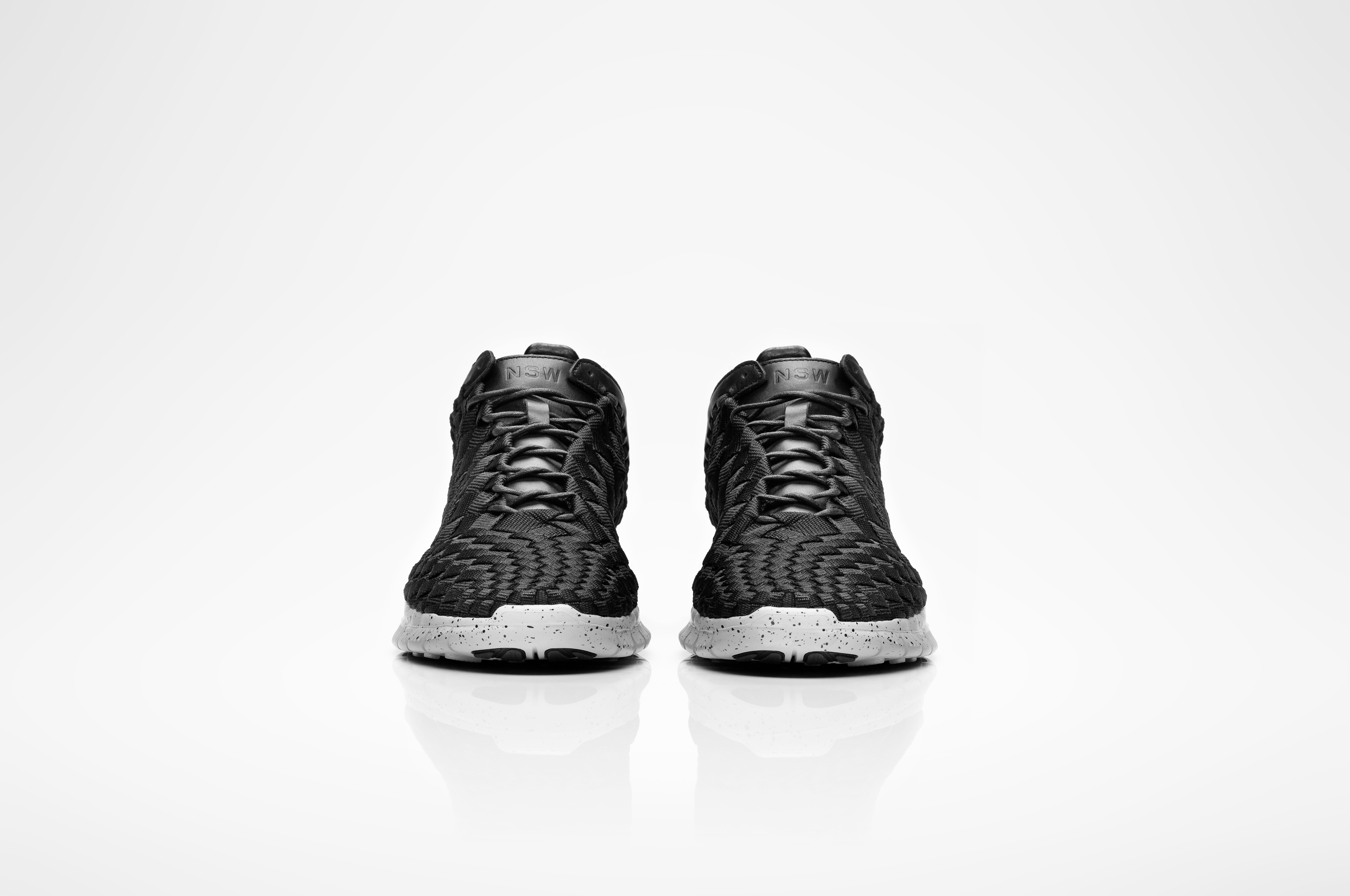 nike weave shoes